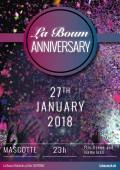 LaBoum Anniversary 2018